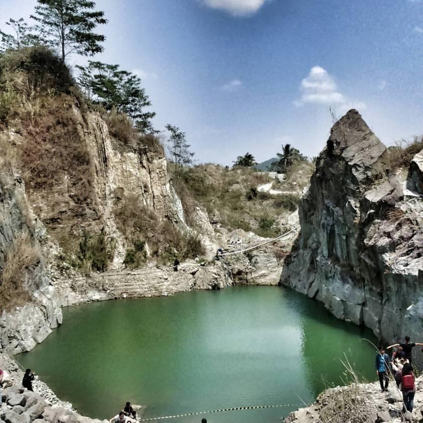 Danau Batu Bacan 1