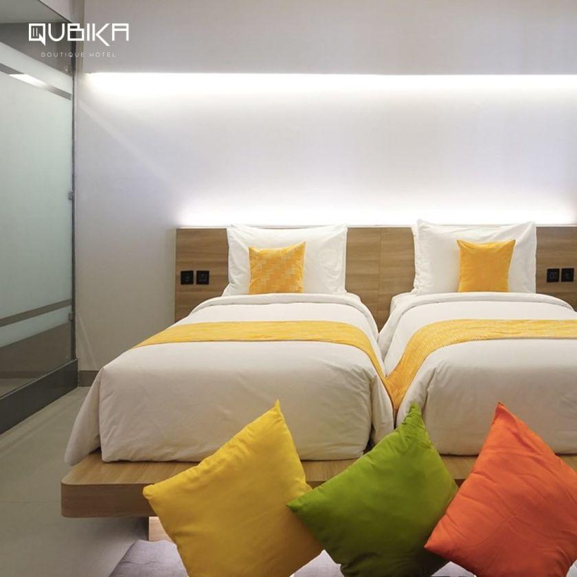 qubika hotel serpong