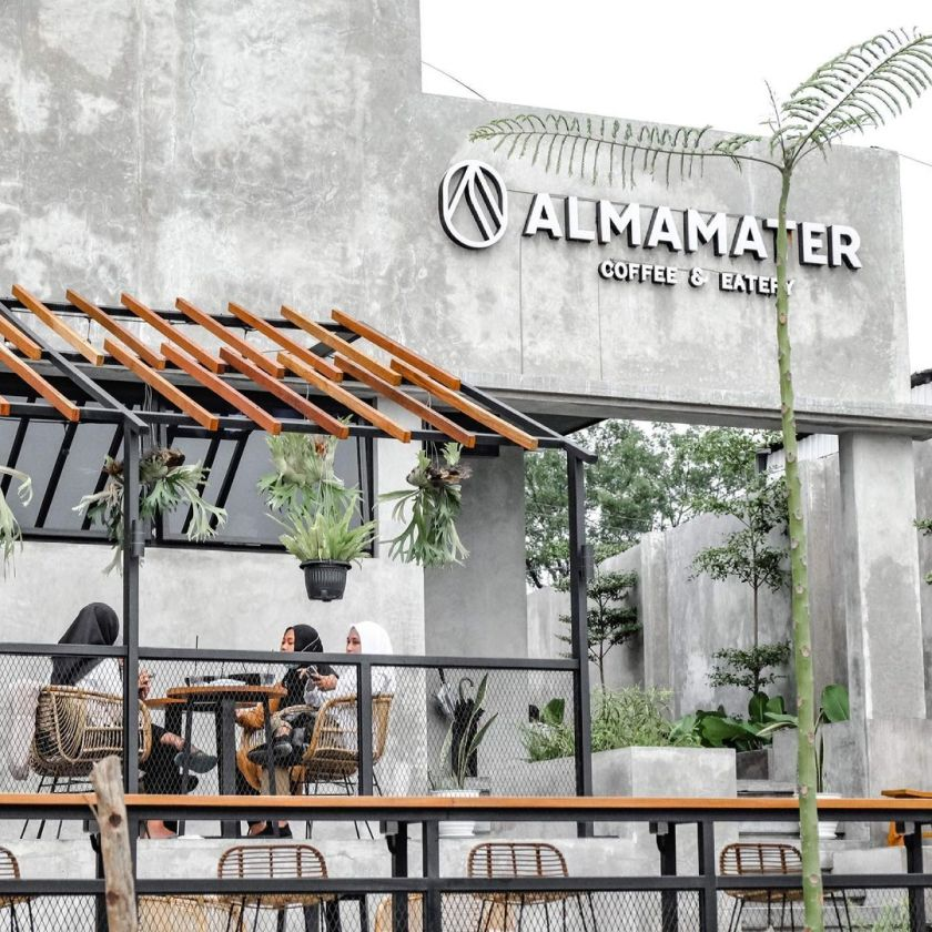 Almamater Coffee & Eatery