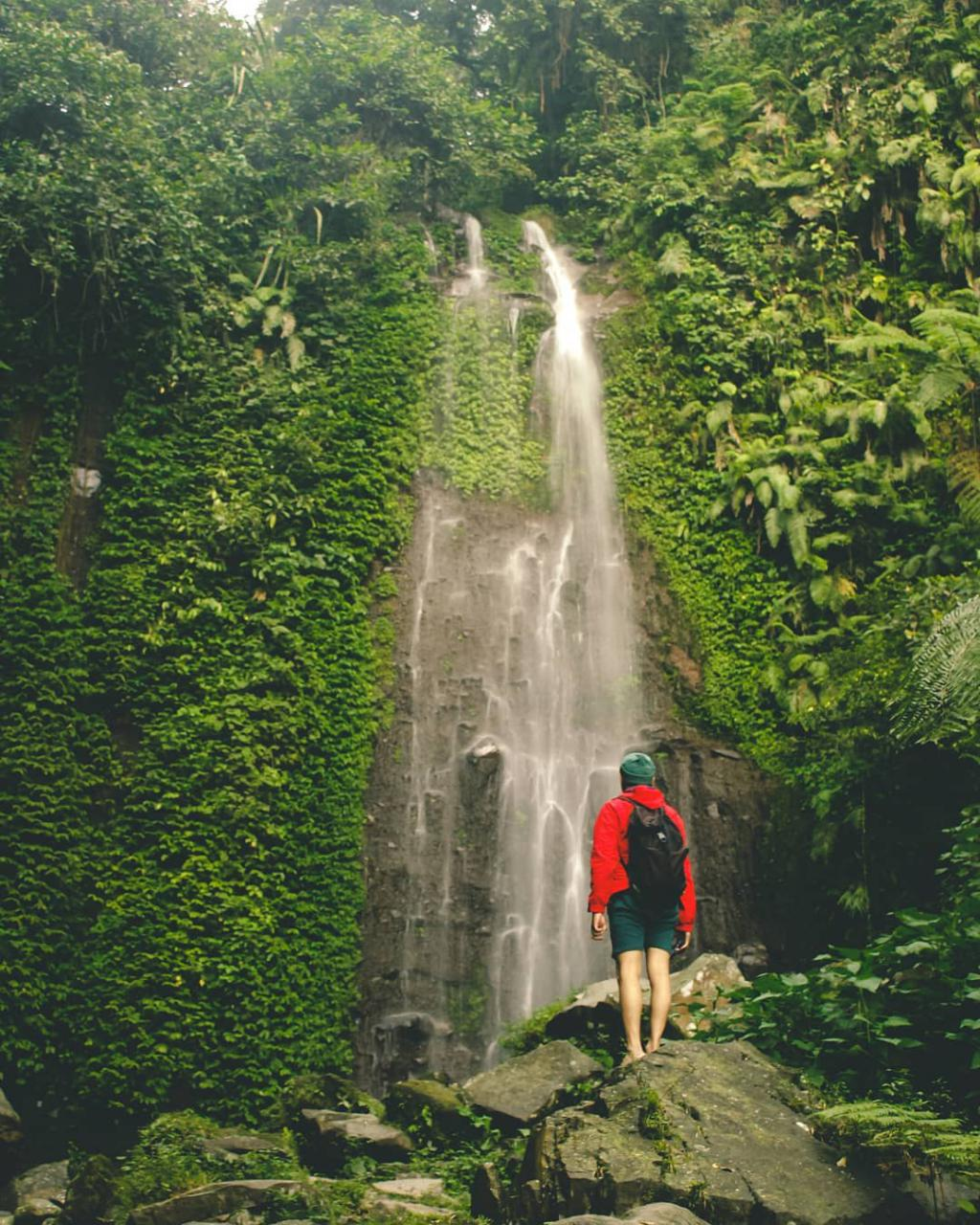 Tempat Wisata Air Terjun Curug Nangka Bogor
