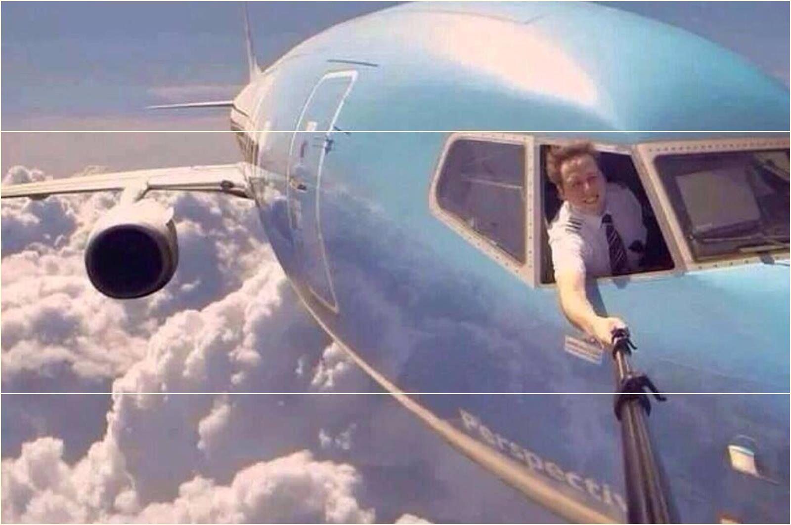 Aktifitas Nyleneh Seperti Underboob Selfie Ketika Traveling Mulai Dilarang.