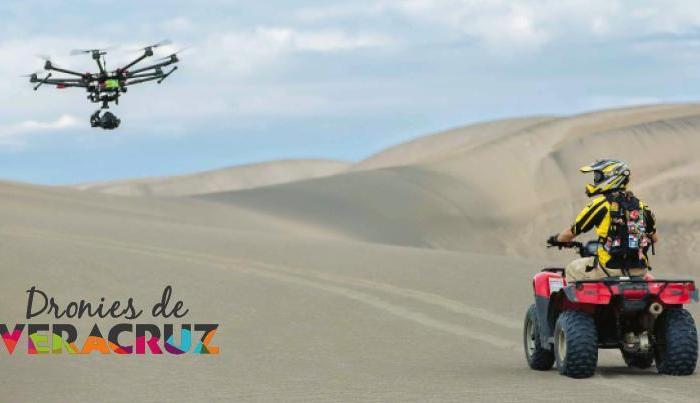 Dronie, Travel Video By Alex Chacón