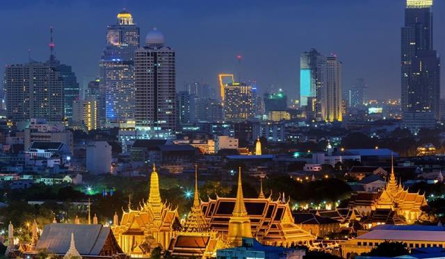 Mengeksplorasi Bangkok