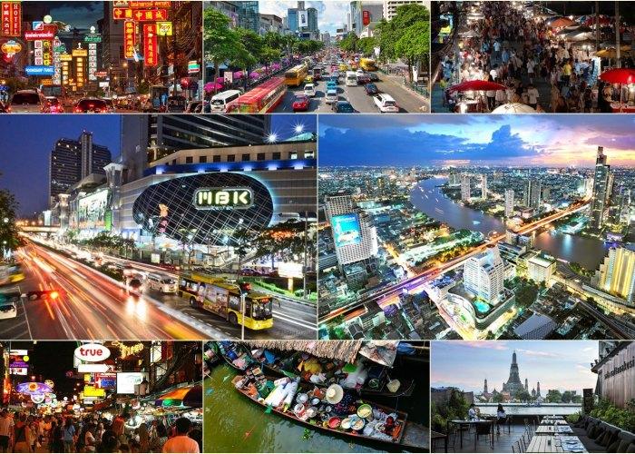 13 Distrik Utama Bangkok Yang Harus Dijelajahi Para Traveler