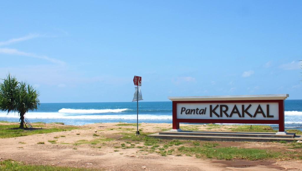 Pantai Krakal Yang Mulai Terkenal!