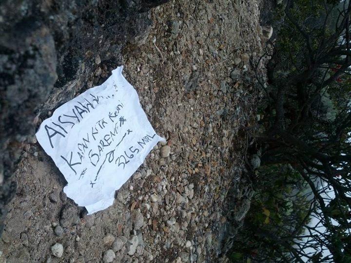pendaki gunung sejati pasti tak akan lakukan ini com