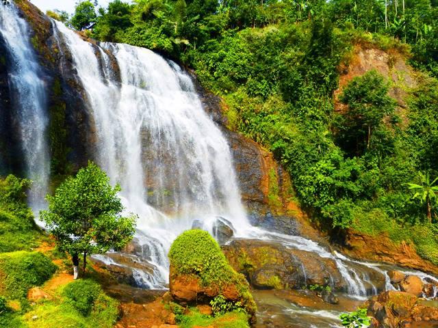 Curug Cikondang Cianjur Bisa Menjadi Alternatif Seru Untuk Kalian Penyuka Wisata Air Terjun Di Cianjur.