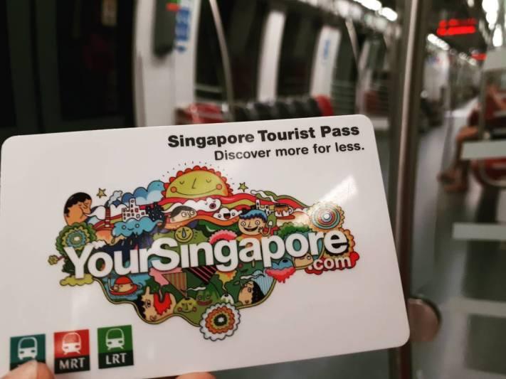 Singapore Tourist Pass bisa dipakai untuk keliling Singapura sepuasnya via @widi_cah
