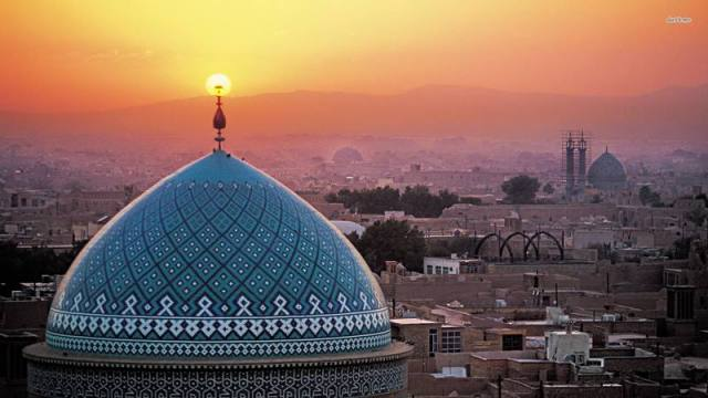 Pemandangan Iran yang indah