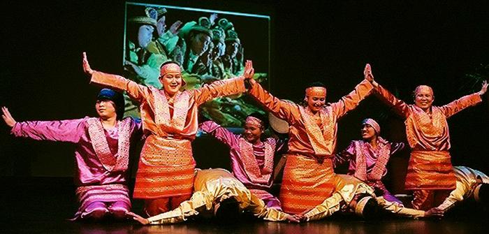 Aceh - Saman Dance