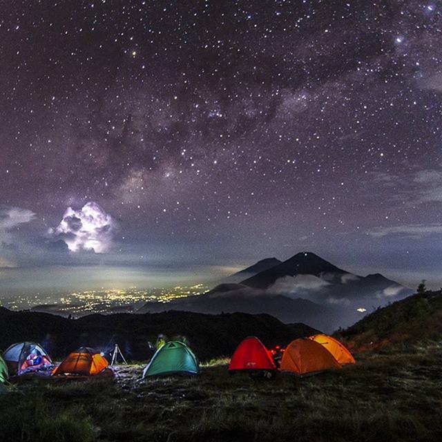 Gunung Prau, Dieng, Wonosobo, Jawa