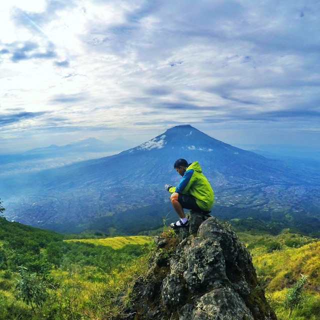 Gunung Sindoro, Jawa Tengah