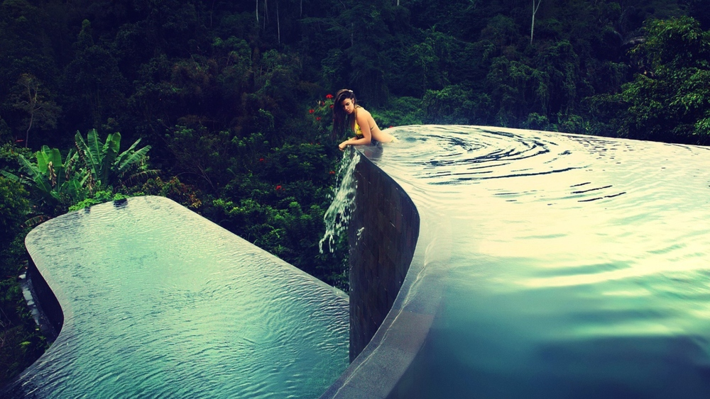 Hanging Gardens, Ubud