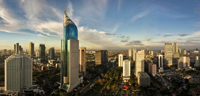 Jakarta - Pusat Bisnis Sudirman