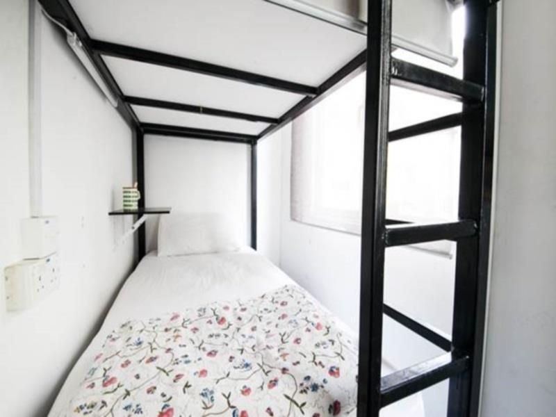 Hostel Murah Singapura Plush Pods