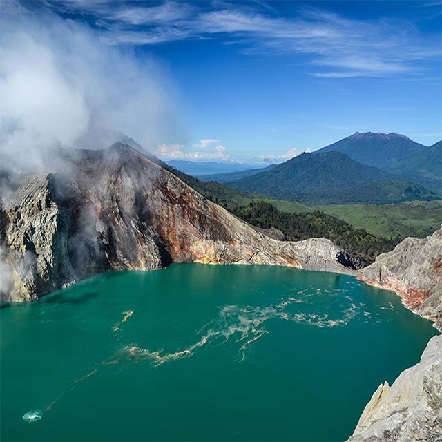 Gunung Ijen, Kawah Ijen, Banyuwangi, Jawa Timur