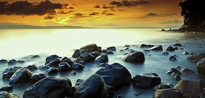 North Maluku (Maluku Utara) - Pantai Bula