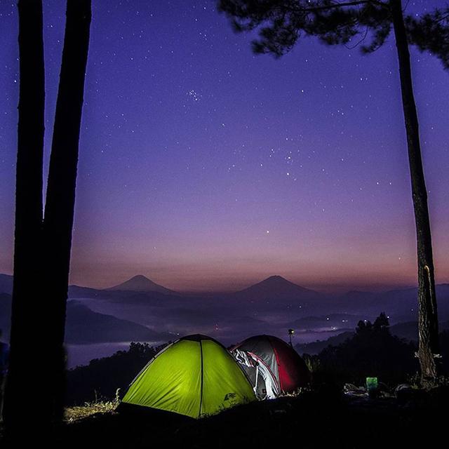 PI Hill, Karangsambung, Kebumen, Jawa Tengah