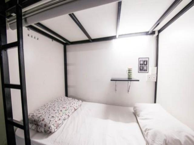 Plush Pods Hostel Singapura