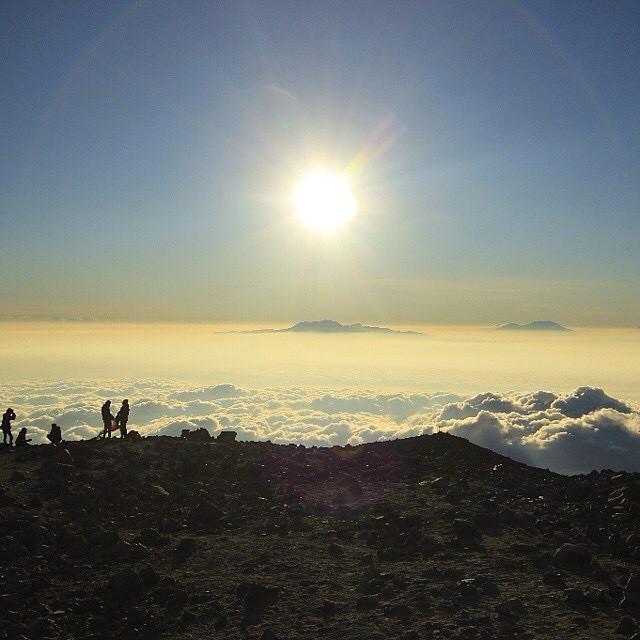 Puncak Mahameru, Gunung Semeru, Pulau Jawa