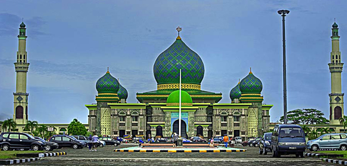 Riau - Masjid Agung An-Nur