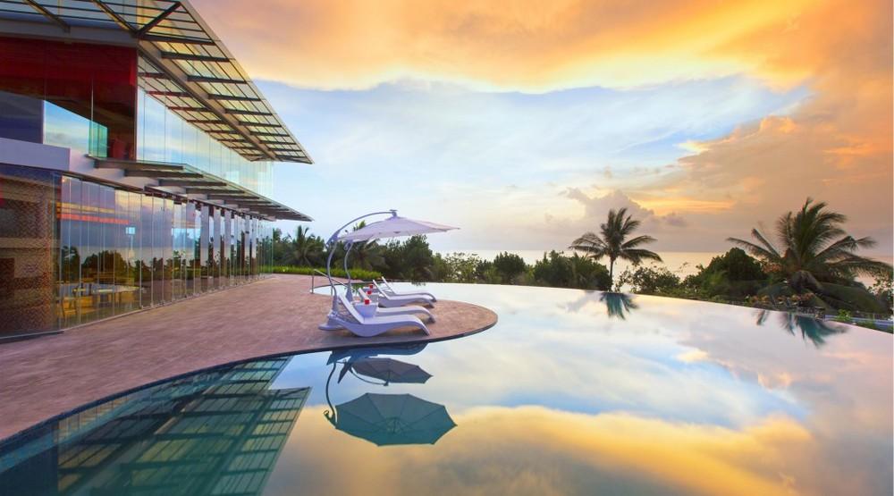 Sheraton Resort, Kuta