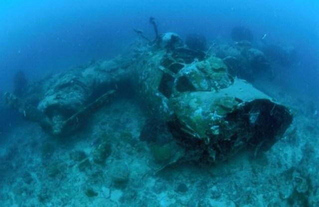 Togean, Diving Spot
