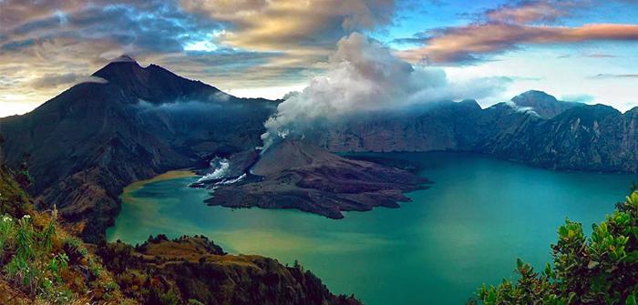 West Nusa Tenggara (Nusa Tenggara Barat) - Gunung Rinjani