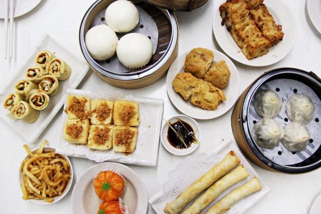 Variant of the Swee Choon Tim-Sum menu