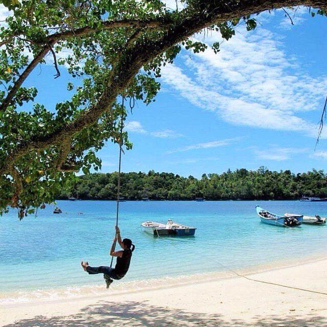 Pantai Iboih, Aceh