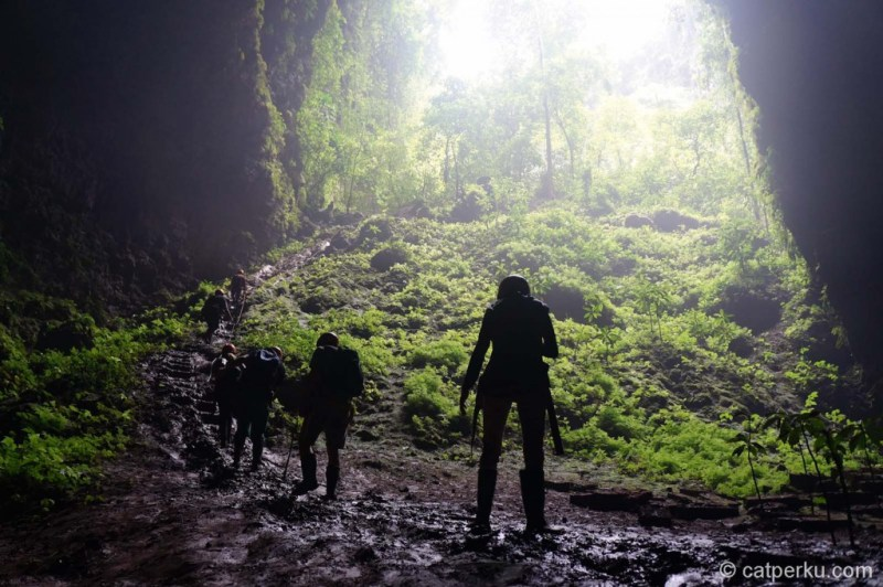 Jomblang Cave, Only For Adventurers!