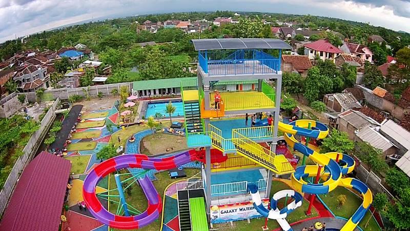 Galaxy Water Park, Yogyakarta