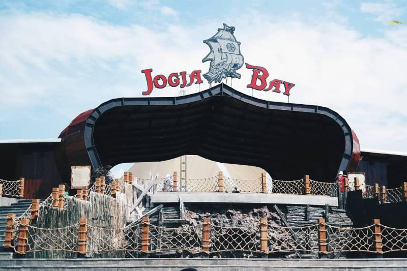 Liburan Ke Jogja Sebaiknya Kalian Coba Jogja Bay, Waterpark Terbesar Di Indonesia!