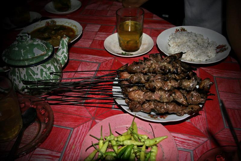 Sate Klathak Pak Bari, Kuliner Yogyakarta yang wajib dicoba!
