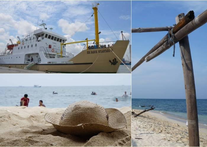 Kabar Gembira! Liburan Ke Pulau Seribu Sekarang Cuma 15 Ribu!