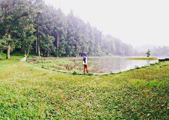 Situ Gunung, Wisata Sukabumi Untuk Para Pecinta Kesegaran Alam