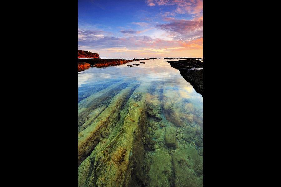 Bak Bak Beach, Borneo