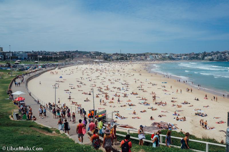 Bondi Beach, pantai sejuta umat punya Sydney