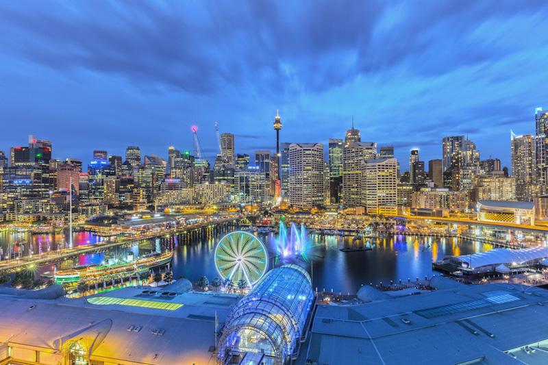 Main ke Sydney, jangan lupa mampir ke Darling Harbour