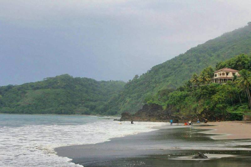 Pantai Di Sukabumi Nggak Cuma Ujung Genteng Loh! Ada Lagi Namanya Pantai Cibangban!