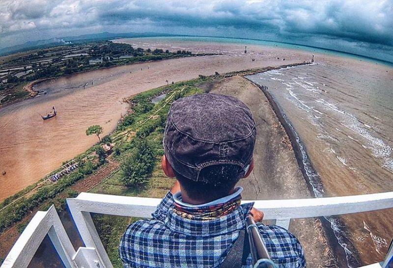 Pantai moro, kendal, jateng by iG @rianpict