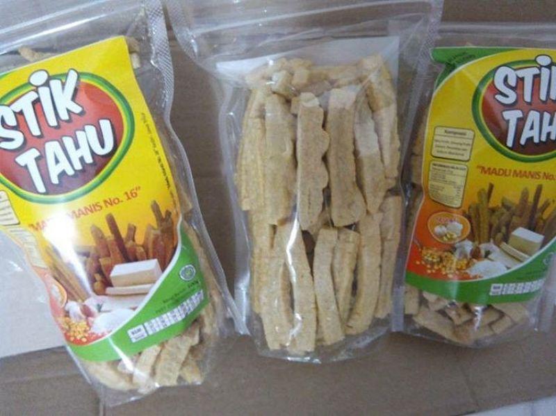 Stick Tahu, Kuliner Kediri sekaligus oleh-oleh khas yang enak