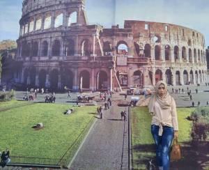 Kalian bisa pergi ke Roma hanya dengan pergi ke Bogor saja via IG @ekayuniaaa
