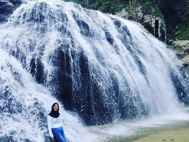 Are you sure you do not want to play to Waterfall and Banyu Beach this Fall? via IG @jeediamon_