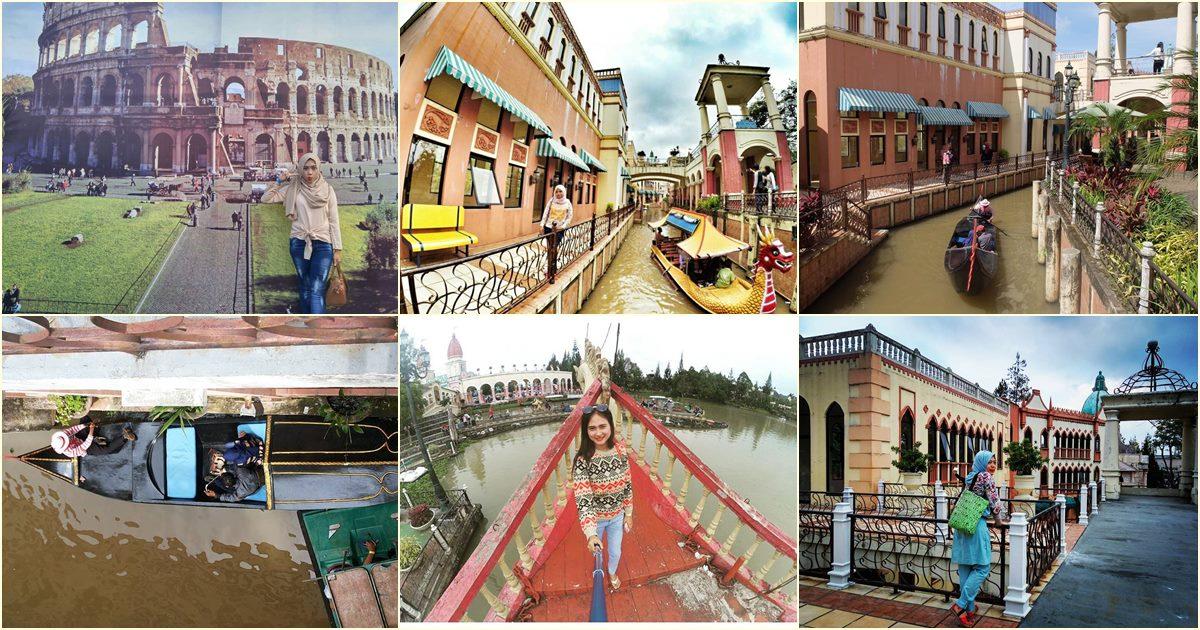 Sepotong Nuansa Eropa Di The Little Venice Bogor Liburmulu Com