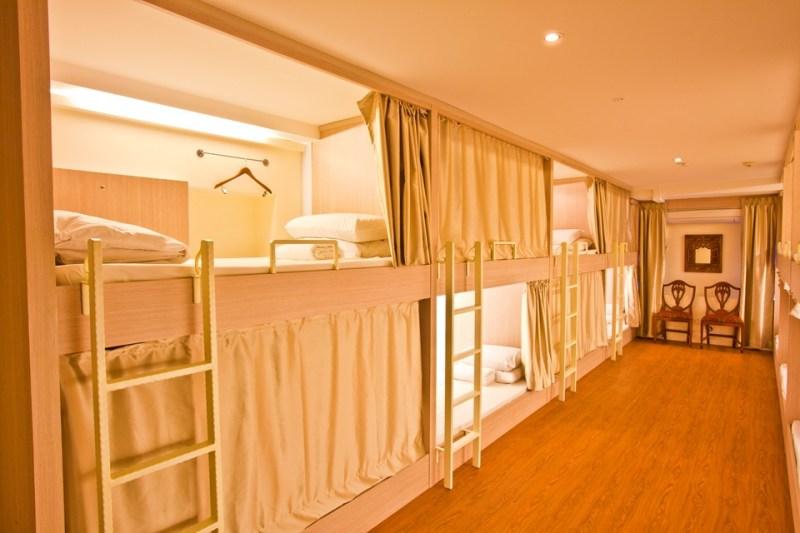 Kamar tipe Ivory Dorm Suite