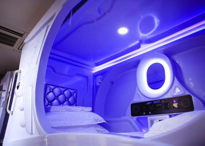 Pilihlah kabin yang dekat Jendela agar lebih segar