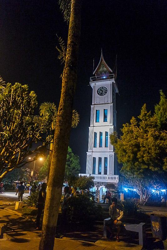 Jam Gadang di Bukittinggi