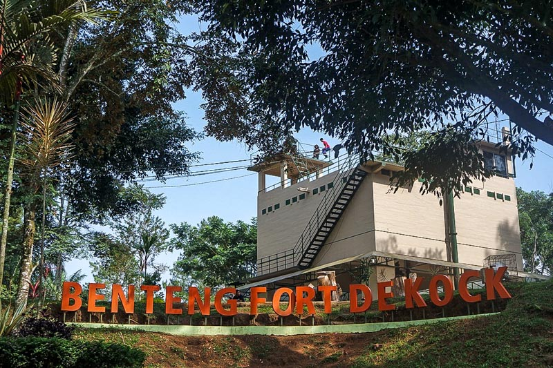 Benteng Fort De Kock