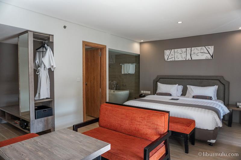 Foto kamar Harper Kuta Hotel